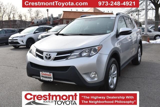 2014 Toyota RAV4 XLE Pompton Plains NJ
