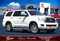 Toyota SEQUOIA Limited Sport Utility 2014