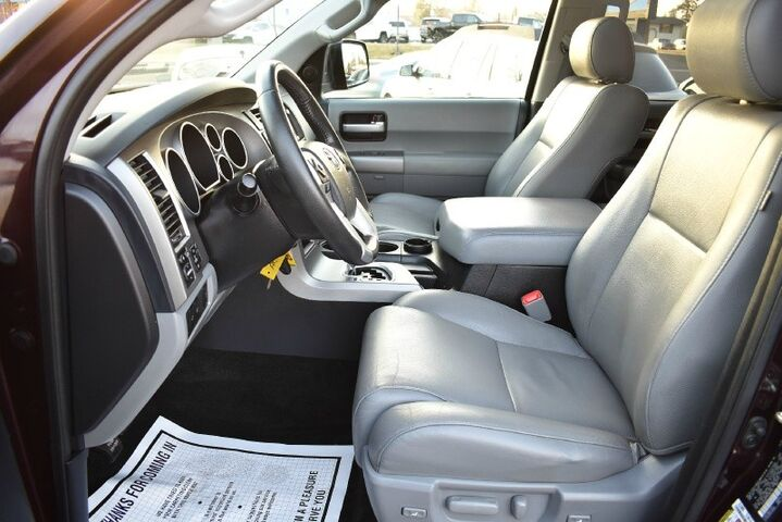 2014 Toyota Sequoia 4WD Limited Bend OR
