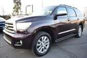 2014 Toyota Sequoia 4WD Limited
