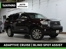 2014_Toyota_Sequoia_Limited 4WD 3rd Row Nav Back-Up Cam 34k Miles_ Portland OR