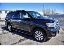 2014_Toyota_Sequoia_Limited_ Amarillo TX