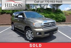 Toyota Sequoia Limited 2014