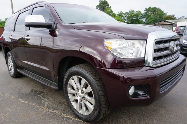 2014 Toyota Sequoia Limited Moore SC