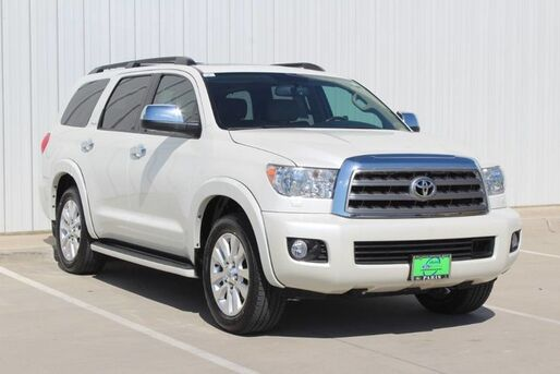 2014_Toyota_Sequoia_Platinum_ Longview TX