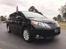2014_Toyota_Sienna_4d Wagon Limited AWD_ Outer Banks NC