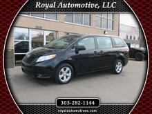 2014_Toyota_Sienna_FWD Mobility Access V6_ Englewood CO