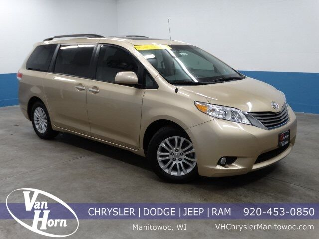 2014 Toyota Sienna L Plymouth WI