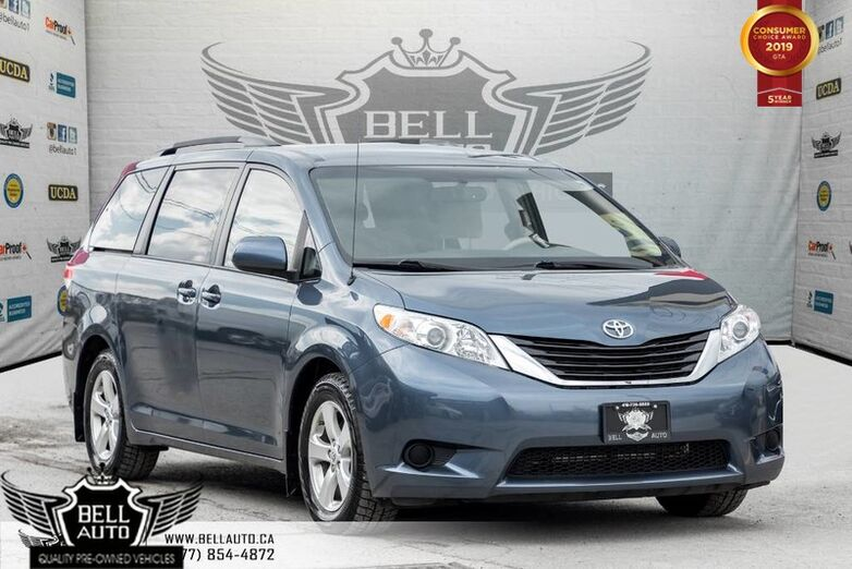 2014 Toyota Sienna LE, 8 PASS, BACK-UP CAM, BLUETOOTH, A/C, HEATED SEAT, USB Toronto ON