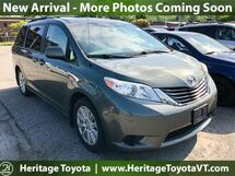 2014 Toyota Sienna LE AWD South Burlington VT