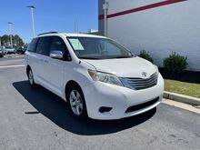 2014_Toyota_Sienna_LE_ Central and North AL