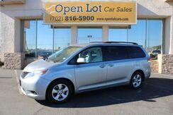2014_Toyota_Sienna_LE FWD 8-Passenger V6_ Las Vegas NV