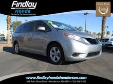 2014_Toyota_Sienna_LE_ Henderson NV