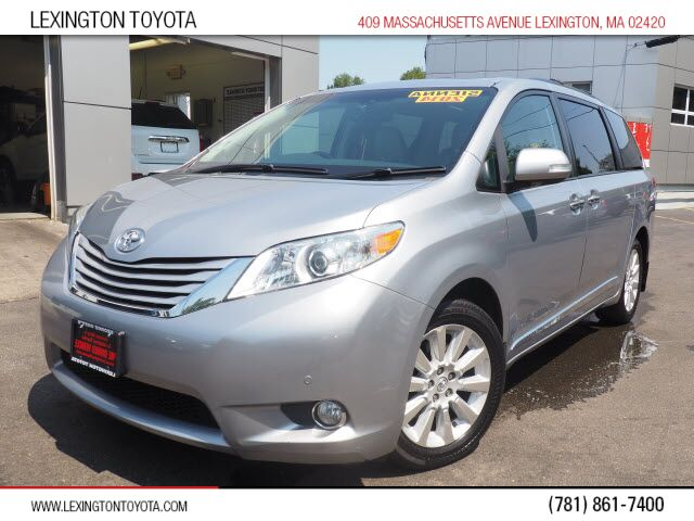2014 Toyota Sienna Limited 7-Passenger Lexington MA