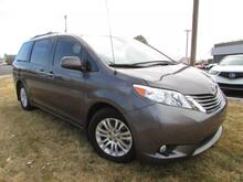 2014_Toyota_Sienna_Ltd_ Albuquerque NM