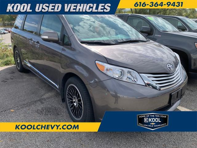 2014 Toyota Sienna Ltd Grand Rapids MI