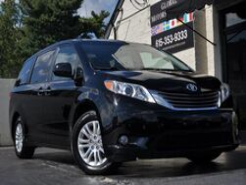Toyota Sienna XLE/8 Passenger/Navigation Pkg w/ Push Button Start/Premium Pkg w/ Dual-View Entertainment/Panorama Camera/Blind-Spot Monitor w/ Rear Cross-Traffic Alert 2014