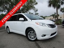 2014_Toyota_Sienna_XLE AAS_ Fort Myers FL