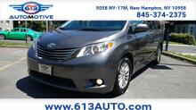 2014_Toyota_Sienna_XLE FWD 8-Passenger V6_ Ulster County NY