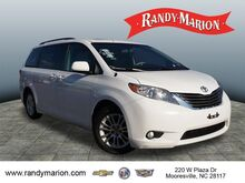 2014_Toyota_Sienna_XLE_ Hickory NC