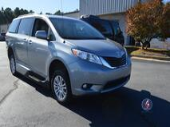 2014 Toyota Sienna XLE-Navigation Wheelchair Van Conyers GA