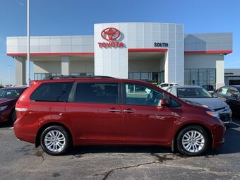 2014_Toyota_Sienna_XLE_ Richmond KY