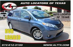 2014_Toyota_Sienna_XLE with NAVIGATION_ Plano TX