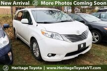 2014 Toyota Sienna XLE South Burlington VT