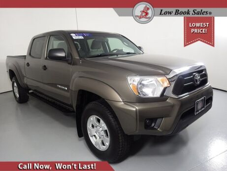 2014_Toyota_TACOMA_CREW CAB 4X4 SR5_ Salt Lake City UT