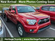 2014 Toyota Tacoma 4WD Access Cab V6 AT South Burlington VT