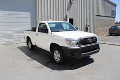 2014_Toyota_Tacoma_2.7L Regular Cab Truck Bluetooth 1Owner_ Knoxville TN