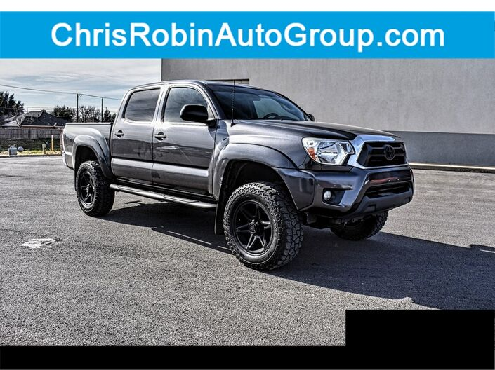 2014 Toyota Tacoma 2WD DOUBLE CAB V6 AT PRERUNNER Midland TX