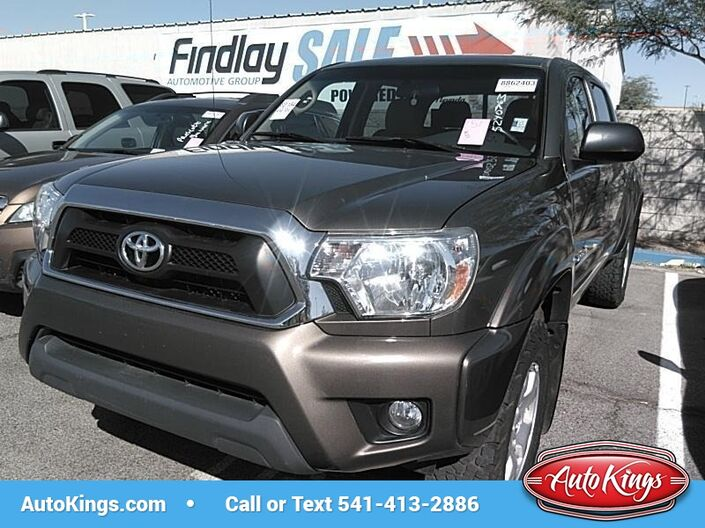 2014 Toyota Tacoma 4WD Double Cab V6 AT Bend OR