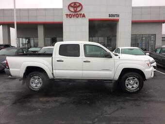 2014_Toyota_Tacoma_4WD Double Cab V6 AT_ Richmond KY