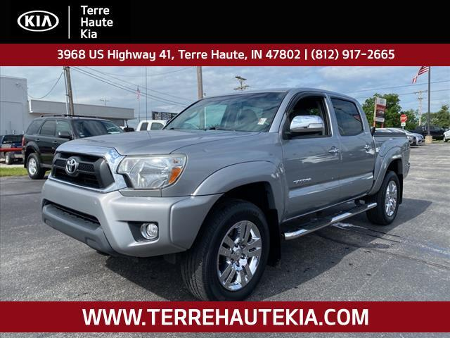 2014 Toyota Tacoma 4WD Double Cab V6 AT Terre Haute IN