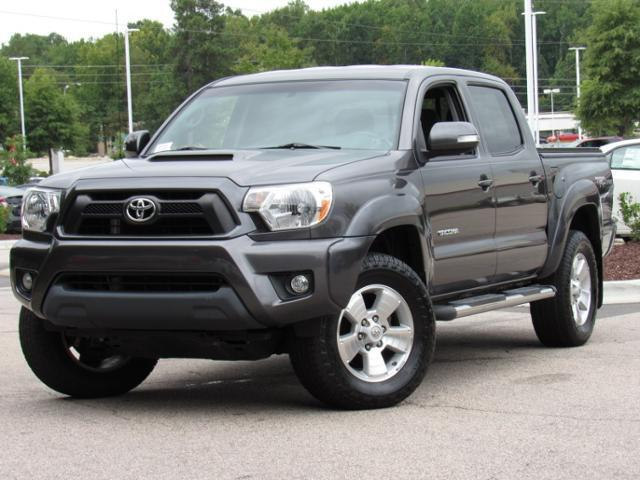 2014 toyota tacoma 4wd double cab v6 at raleigh nc 20145055. Black Bedroom Furniture Sets. Home Design Ideas