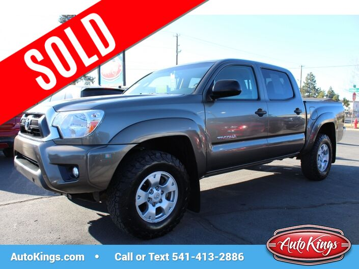 2014 Toyota Tacoma 4WD Double Cab V6 Bend OR