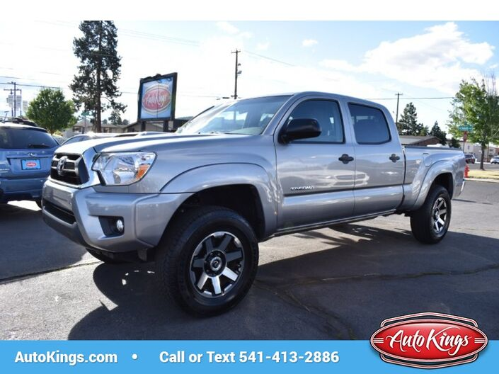 2014 Toyota Tacoma 4WD Sport PKG Double Cab LB V6 Bend OR