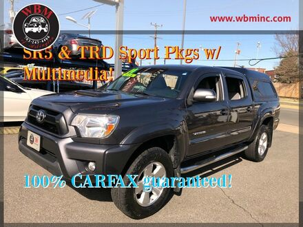 2014_Toyota_Tacoma_4x4 Double Cab TRD Sport_ Arlington VA