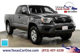 2014_Toyota_Tacoma_ACCESS CAB 4WD SR5 AUTOMATIC REAR CAMERA BLUETOOTH BED LINER CRUISE CONTROL_ Carrollton TX