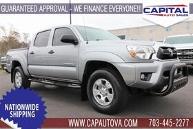 2014_Toyota_Tacoma_Base_ Chantilly VA