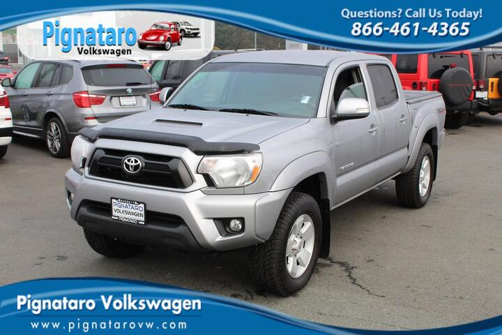 2014 Toyota Tacoma Base Everett WA