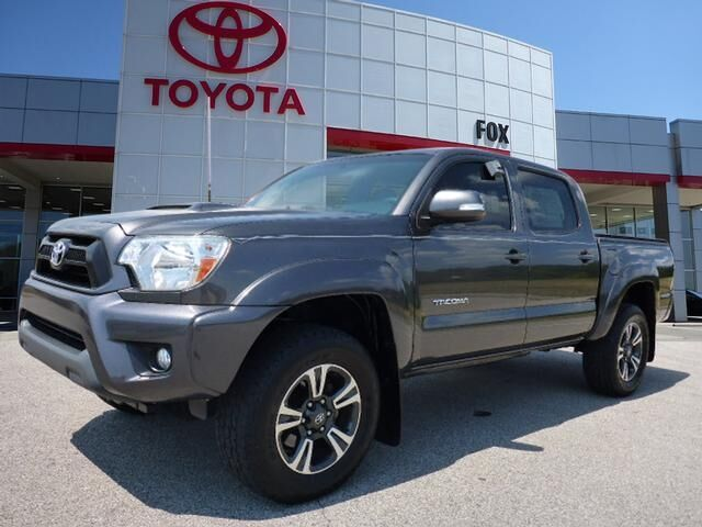 2014 Toyota Tacoma DBL CAB 4WD V6 AT Clinton TN