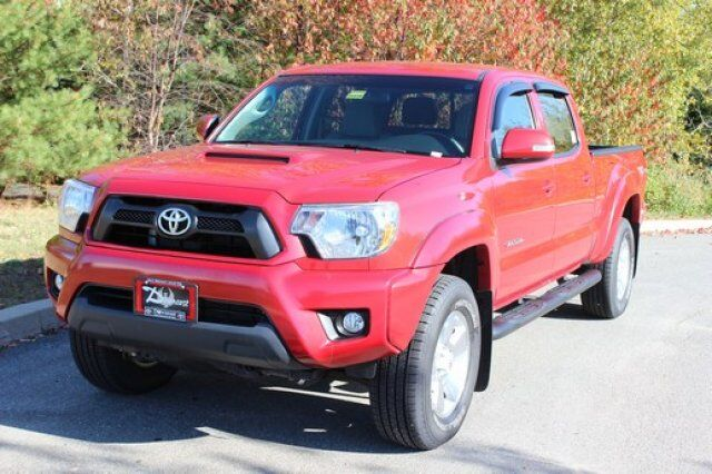 2014 Toyota Tacoma DOUBCAB Brewer ME