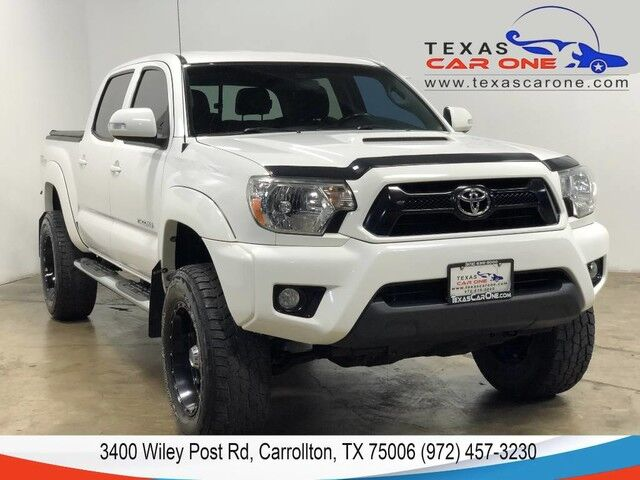 2014 Toyota Tacoma DOUBLE CAB 4WD V6 TRD SPORT REAR CAMERA BLUETOOTH RUNNING BOARDS Carrollton TX