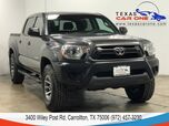 2014 Toyota Tacoma DOUBLE CAB AUTOMATIC BLUETOOTH BED LINER BED COVER ALLOY WHEELS