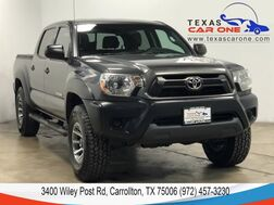 2014_Toyota_Tacoma_DOUBLE CAB AUTOMATIC BLUETOOTH BED LINER BED COVER ALLOY WHEELS_ Carrollton TX