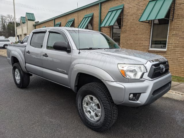 2014 Toyota Tacoma Double Cab V6 5AT 4WD Knoxville TN