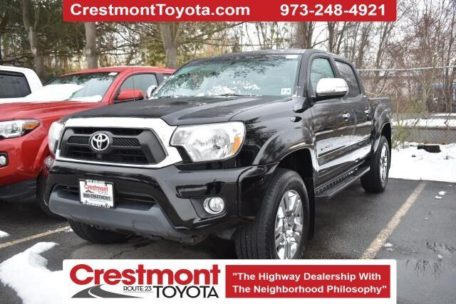 2014 Toyota Tacoma Limited Pompton Plains NJ