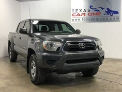 2014_Toyota_Tacoma_PRERUNNER DOUBLE CAB SR5 AUTOMATIC REAR CAMERA BLUETOOTH BED LINER_ Carrollton TX